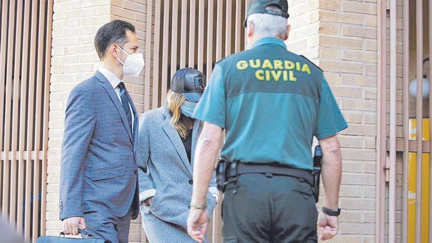 Condenada a casi 4 años de cárcel la conductora que mató a tres ciclistas de Xàbia