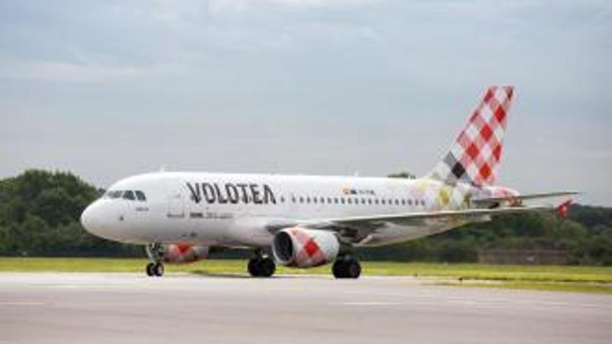 Volotea reanuda los vuelos entre A Coruña y Bilbao desde julio
