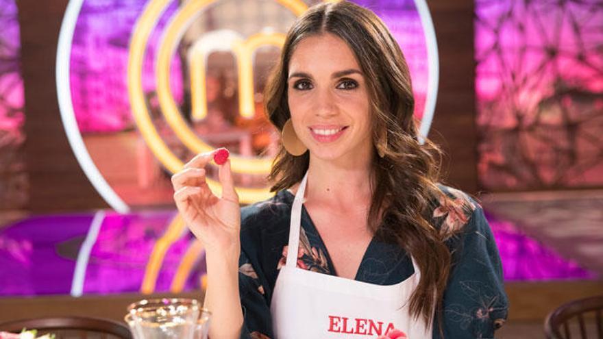 """Elena Furiase: """"En 'Masterchef' Vicky Martín Berrocal está quedando de mala y no es así"""""""