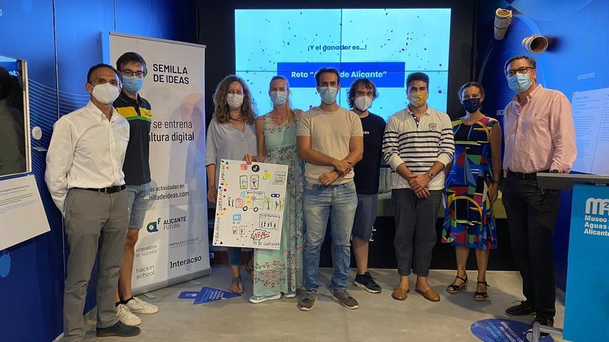 Un 'Escape Room del Agua' es la propuesta ganadora de la Global Goals Jam Alicante