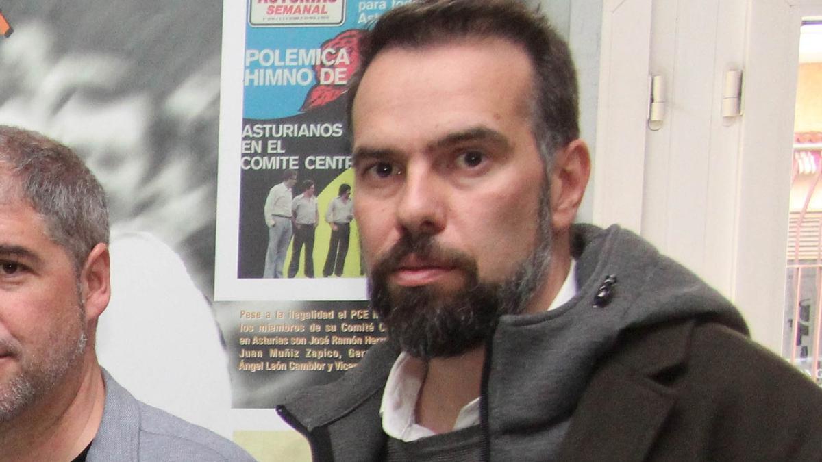 José Manuel Zapico.