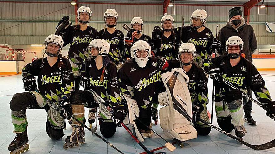 El Alas Sagunto acoge la quinta sede de la liga oro femenina