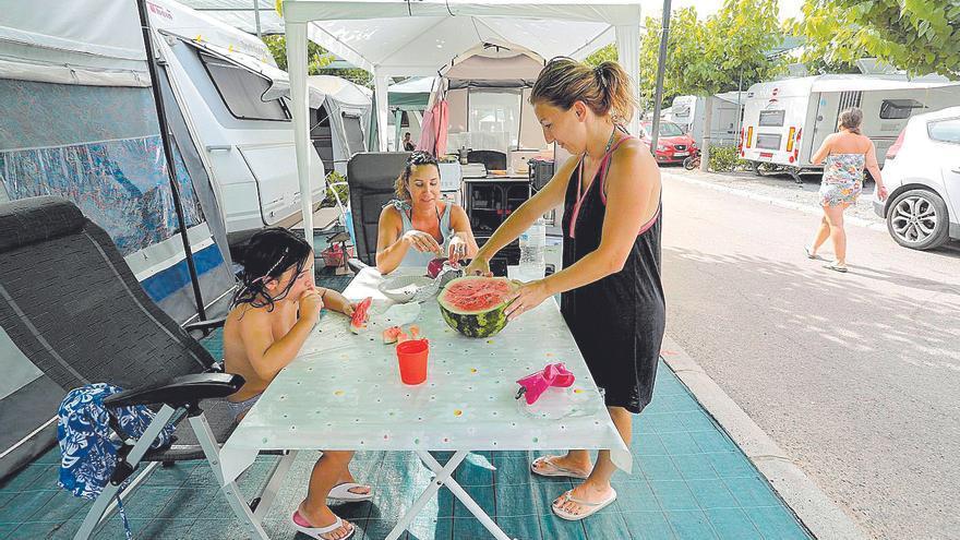 Los apartamentos turísticos rozan en julio el nivel previo a la covid