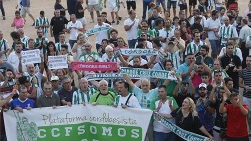 'CCF Somos Nosotros' agradece a Infinity su paso adelante