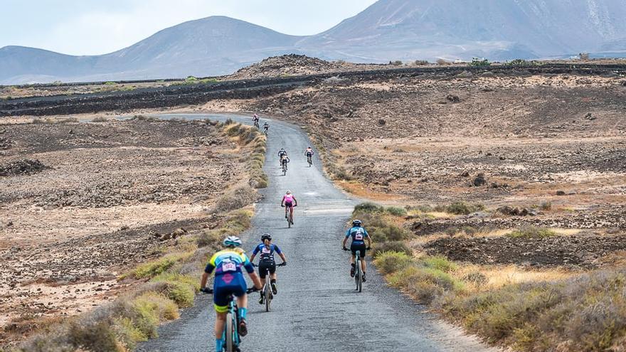 Tinajo se congratula por el impacto de la Stage MTB Race Lanzarote 2021