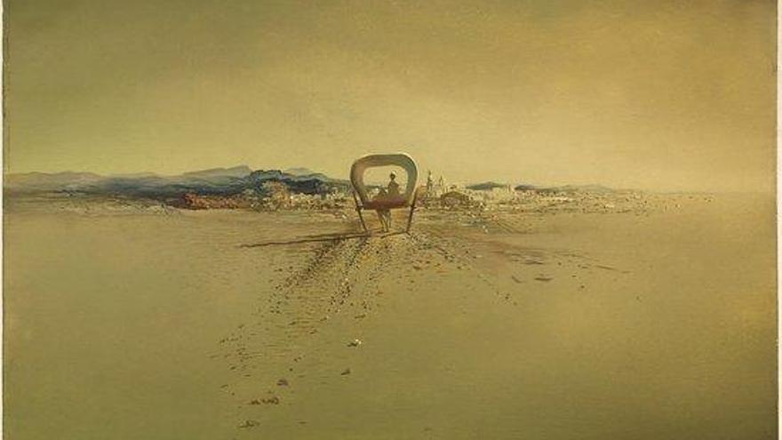 La Fundació Dalí participa a Dallas en una exposició amb obres de petit format