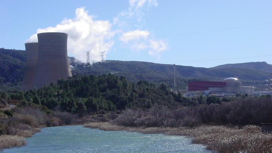 Cofrentes registra una parada automática del reactor por un descenso del nivel de agua en la vasija