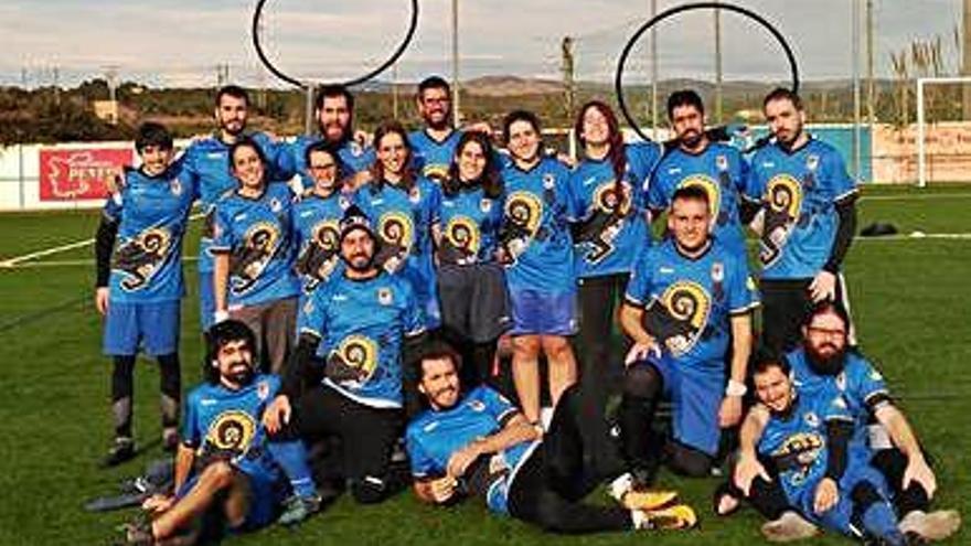 Sant Joan de Vilatorrada serà seu de la Copa Catalana de Quidditch