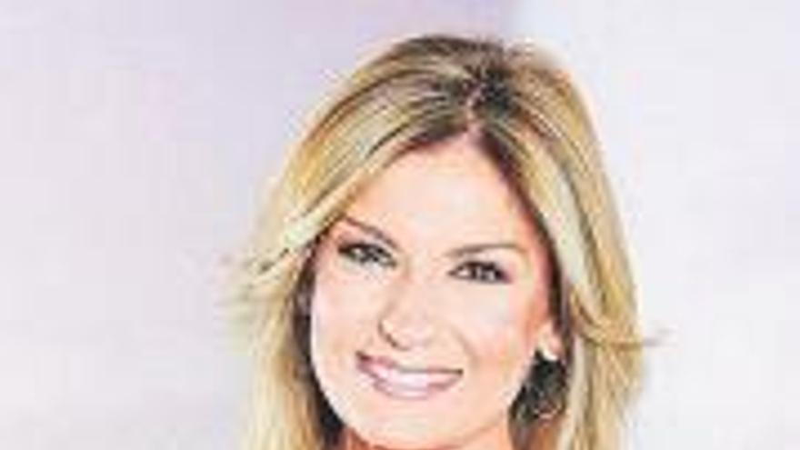 Sandra Golpe, líder de la sobremesa