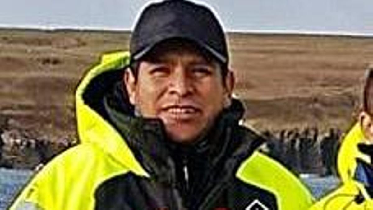 Fredy Alfonso Cruz.