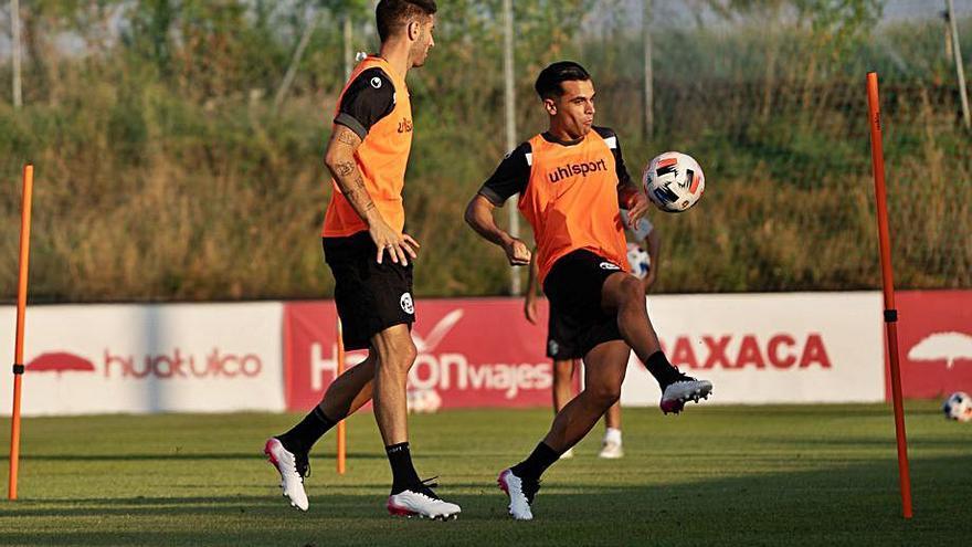 El nuevo Zamora CF inicia su trabajo de pretemporada
