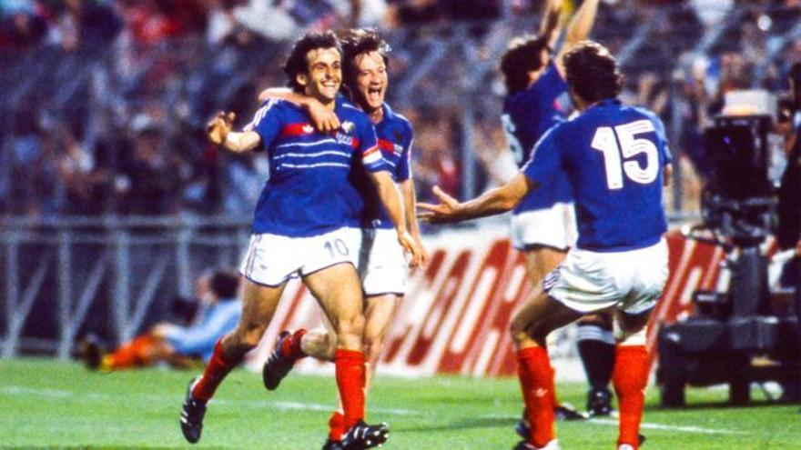 Historia de la Eurocopa: 1984, la exhibición de Platini y el error de Arconada