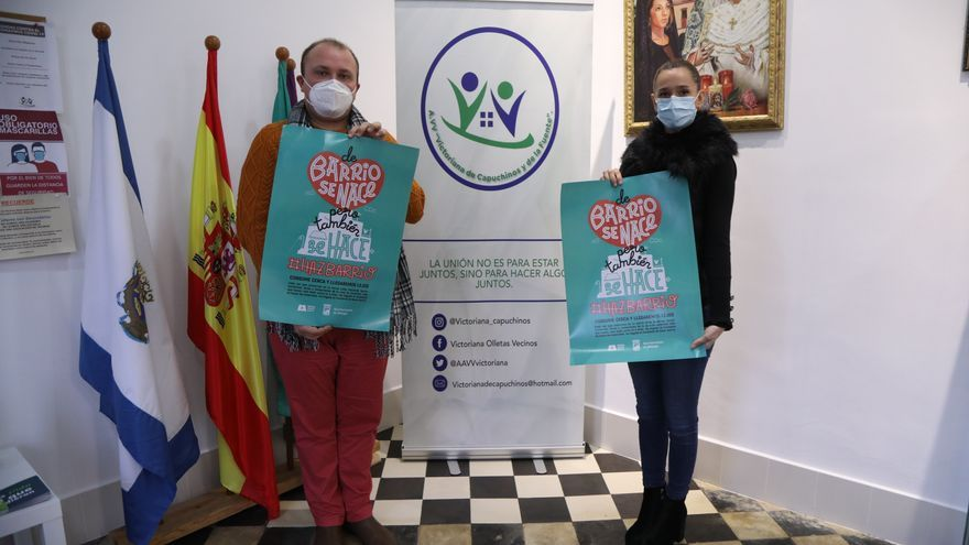 El Ayuntamiento de Málaga reactiva la campaña 'Haz barrio' para incentivar el consumo de proximidad