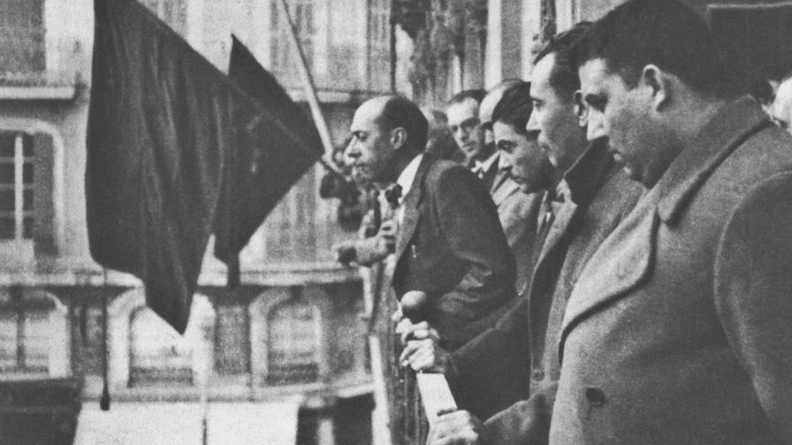 República en Palma, 90 años