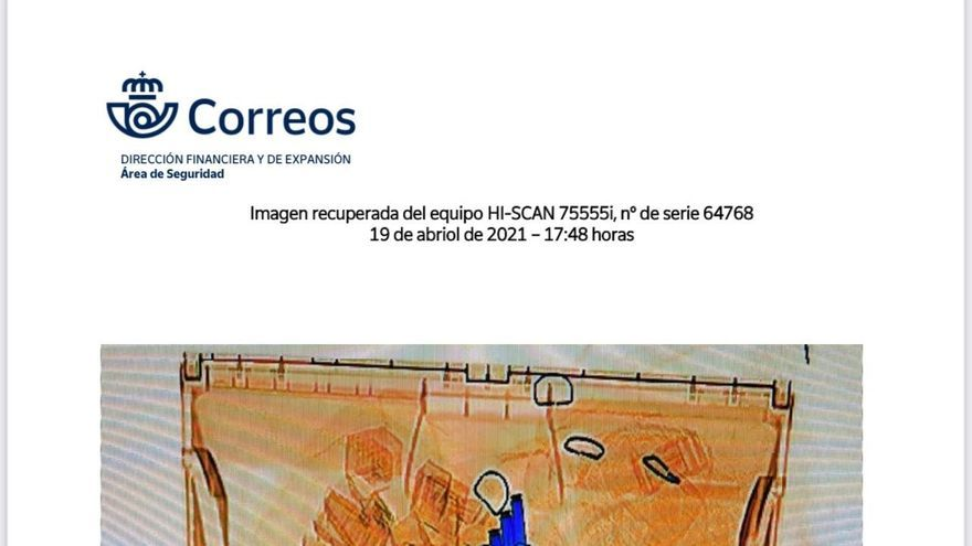 """Correos pide la """"retirada inmediata"""" del vigilante que no detectó las cartas con balas a Marlaska, Iglesias y Gámez"""