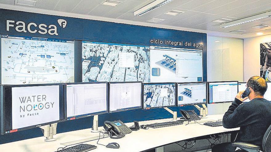Facsa presenta Waternology, su apuesta por la tecnología aplicada a la gestión inteligente del agua