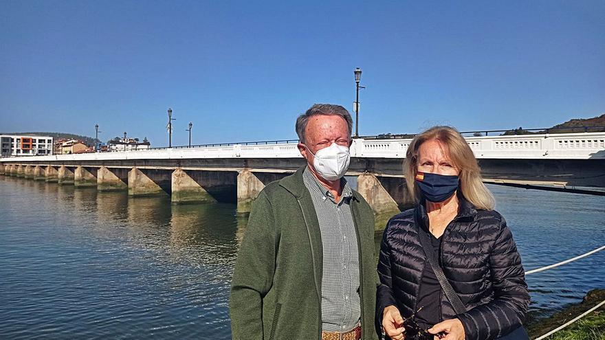 """Los riosellanos aplauden los fondos para el arreglo del puente: """"Ya era hora"""""""