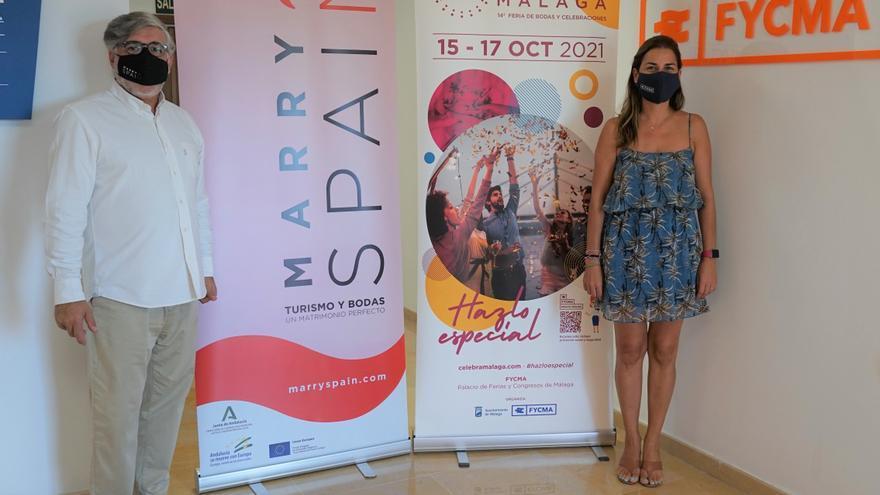 Celebra Málaga y Nupcial 360 se unen para promocionar el turismo de bodas y su impacto en los destinos