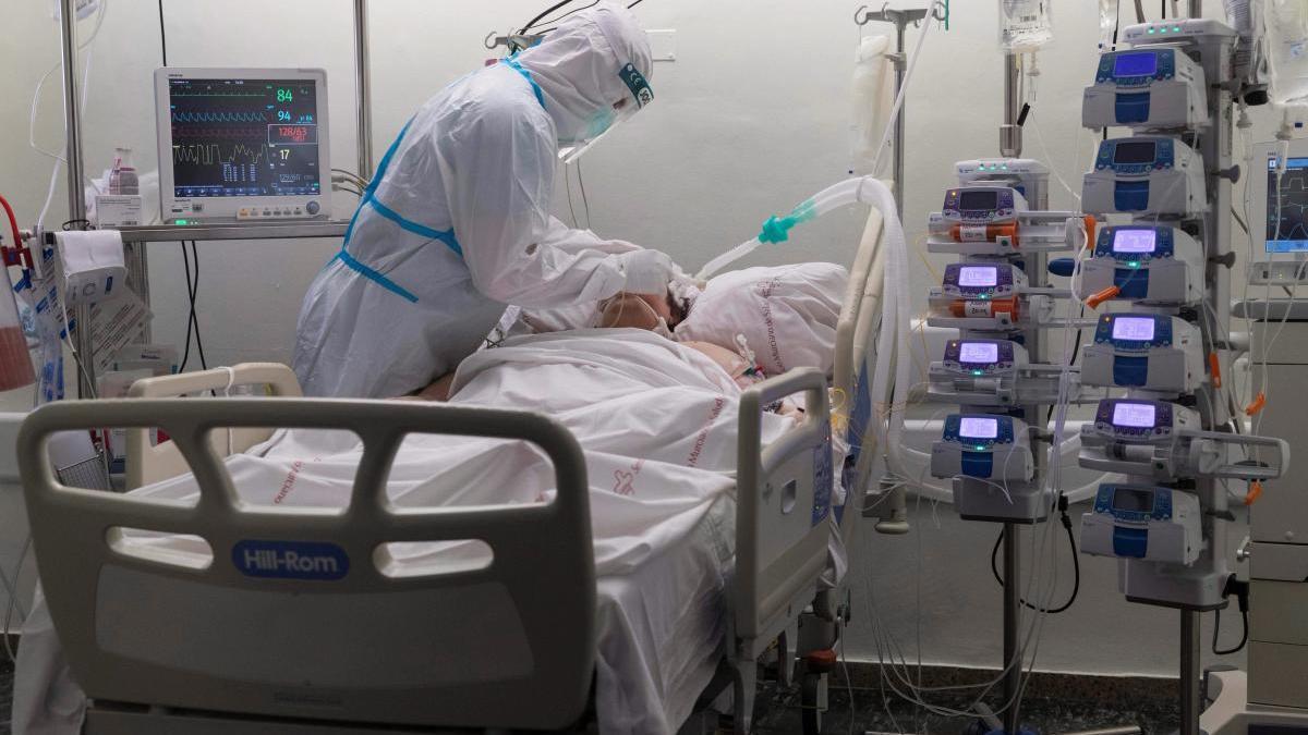 El SMS se equipa con 511 nuevos respiradores contra la covid
