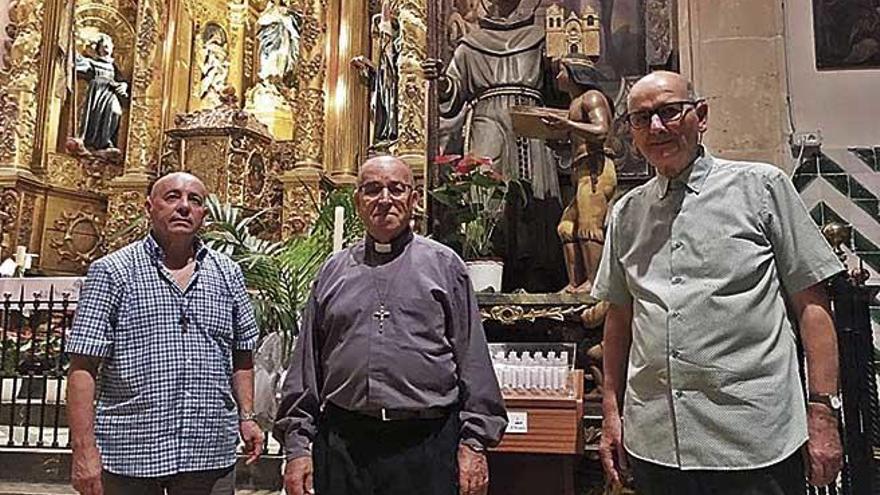 Tres frailes de México reabren el convento de Petra a partir de septiembre