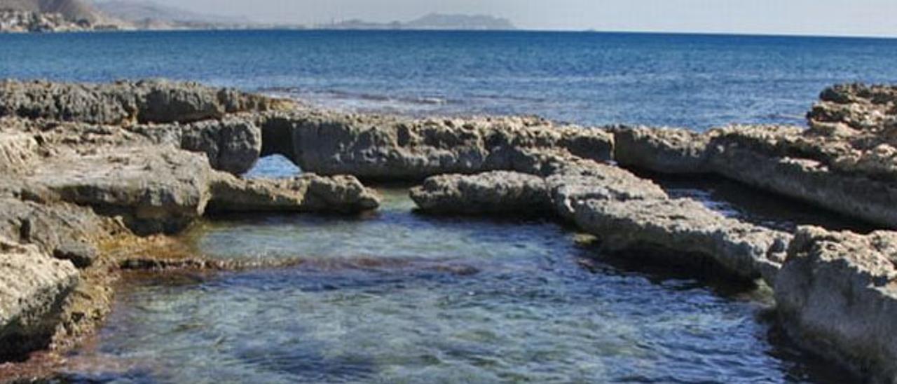 Imagen de archivo de Los Baños de la Reina, El Campello.