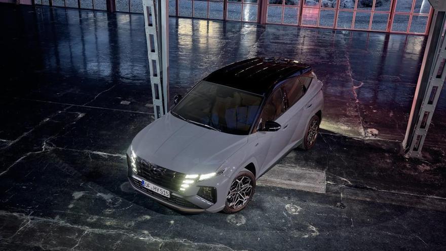 Hyundai Tucson N Line, más deportividad para el nuevo SUV coreano