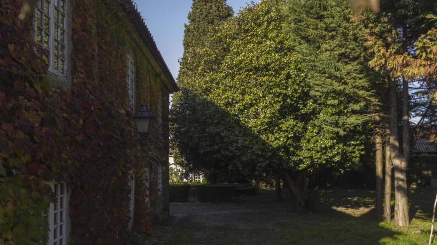 Un pazo del siglo XVII a la venta