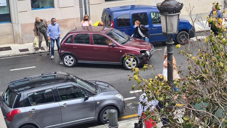Los problemas crecen en el centro de Vilagarcía