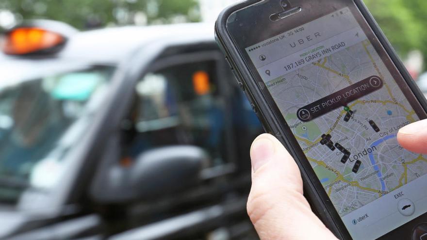 Uber podrá mantener su actividad en Londres tras el fallo favorable de la Justicia