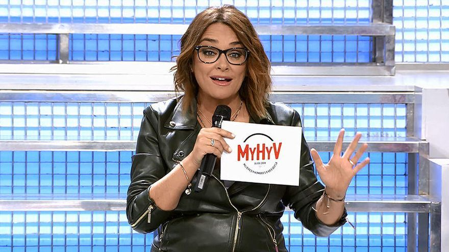 Toñi Moreno regresa a MYHYV con un importante cambio