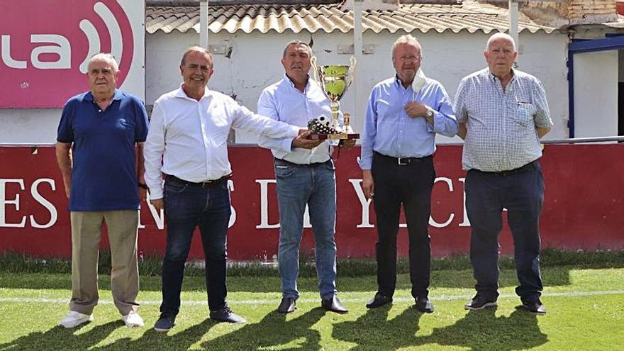 Las entradas para el Yeclano-Real Murcia del sábado costarán 10 euros