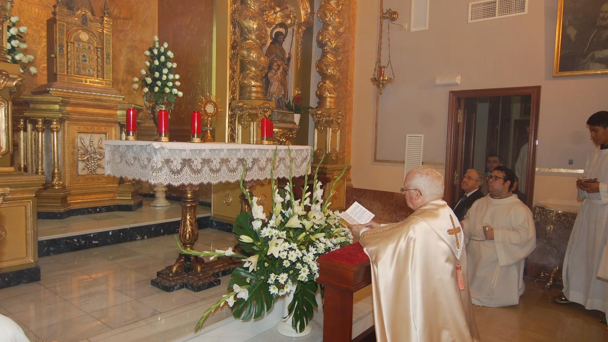 El cardenal Antonio Cañizares, en una imagen de archivo