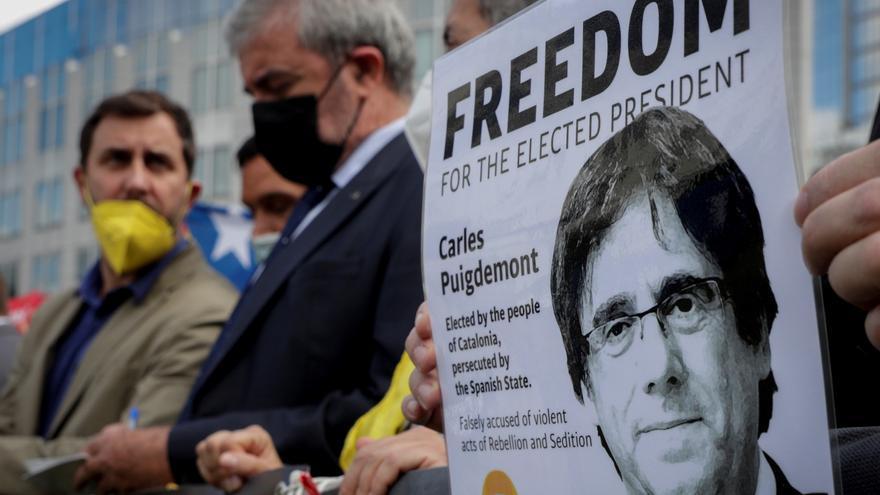 El Supremo envía a Italia la euroorden contra Puigdemont