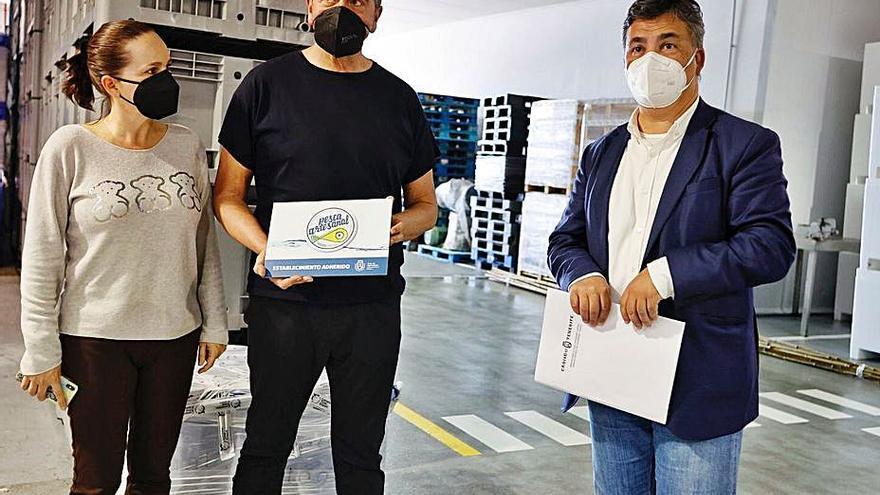 Una treintena de entidades se adhieren a la marca Pesca Artesanal