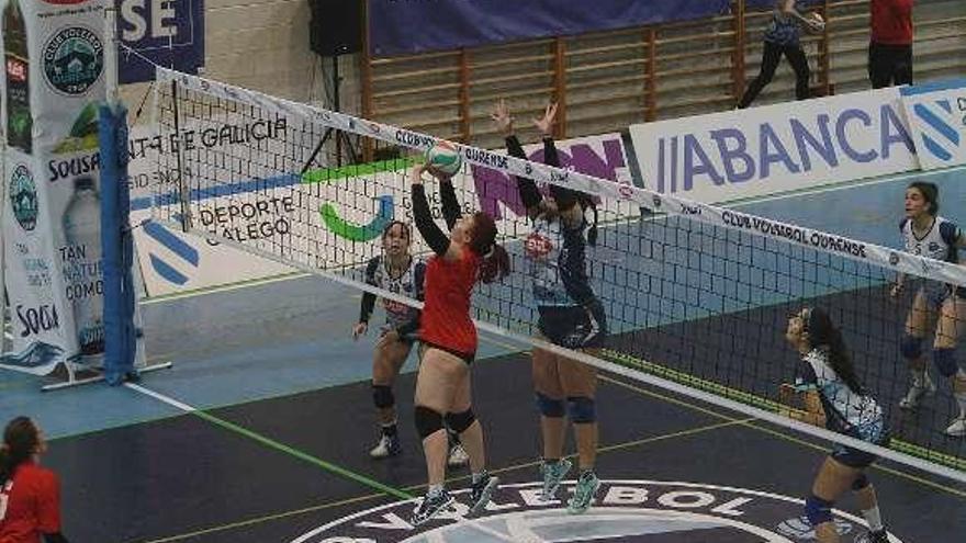 El Ourense lleva al límite al Alcobendas