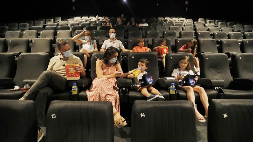 La 'fiesta del cine' se celebrará sin limitación de aforo en la C. Valenciana