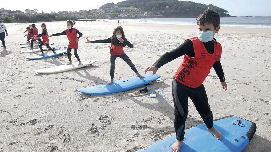 La pandemia sube la fiebre del surf