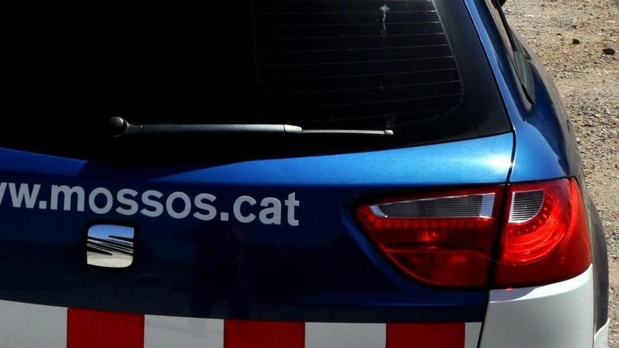Un accident dificulta el trànsit a la C-55, a Manresa
