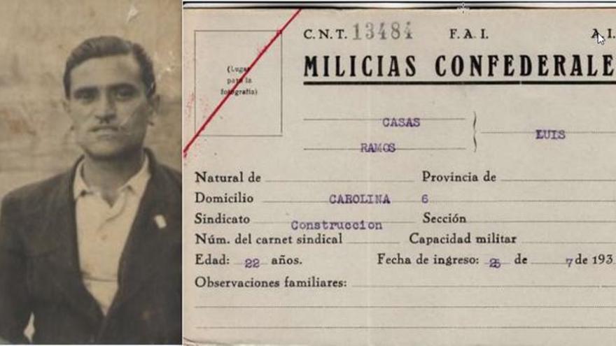 El nieto de un argentino que luchó por la República pide la nacionalidad española