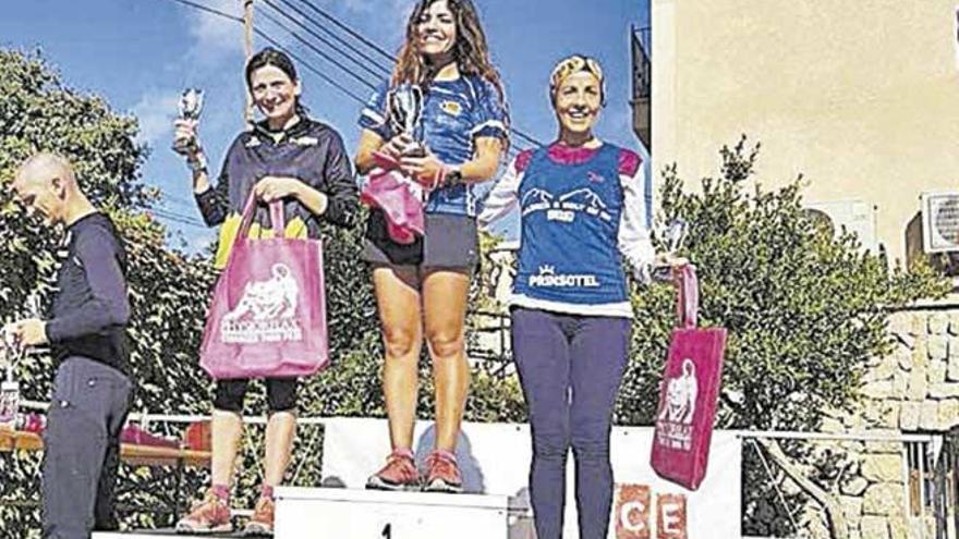 Gabriel Hernáiz y Susana Blanquer ganan en Calvià