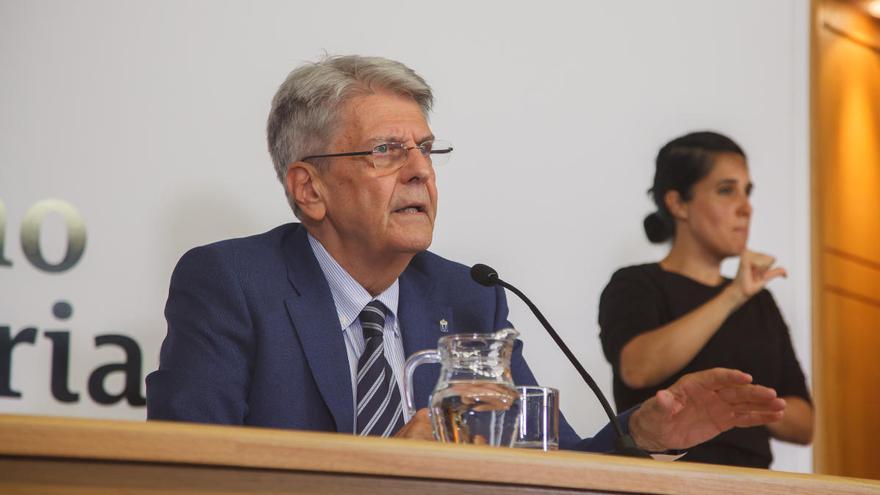 Julio Pérez propone diferenciar los billetes de clase bussines del resto