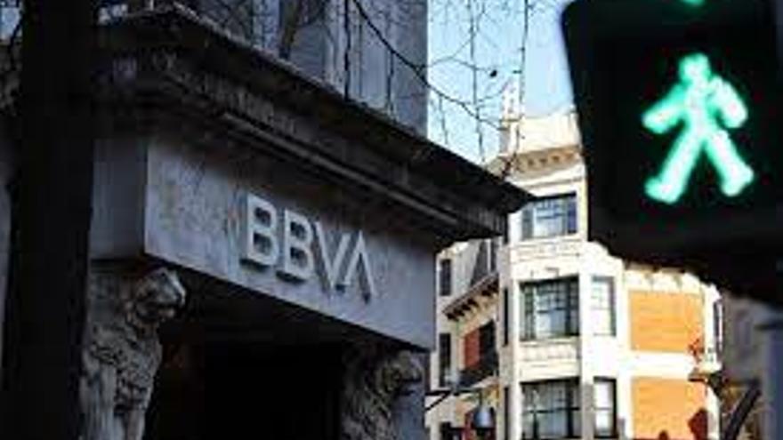 BBVA plantea 111 despidos en Galicia