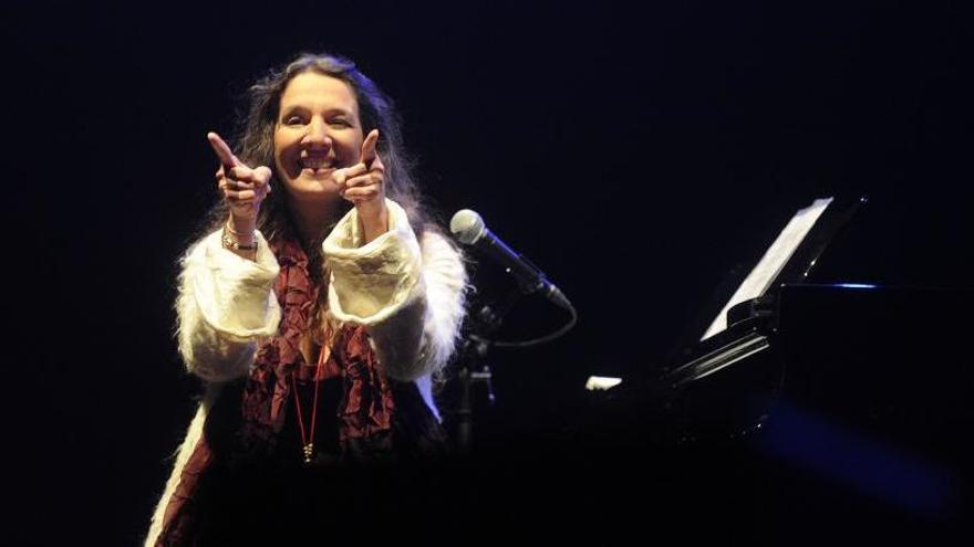 Dulce Pontes anuncia un concierto en A Coruña