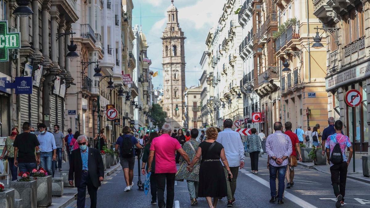 Nuevos casos de coronavirus en la Comunitat Valenciana