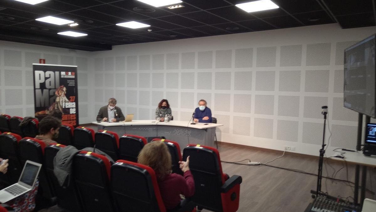 La industria de las artes escénicas debate su presente y futuro en Palma del Río