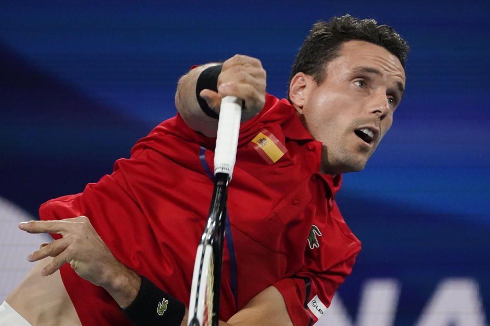 Final de la Copa ATP: Lajovic - Bautista