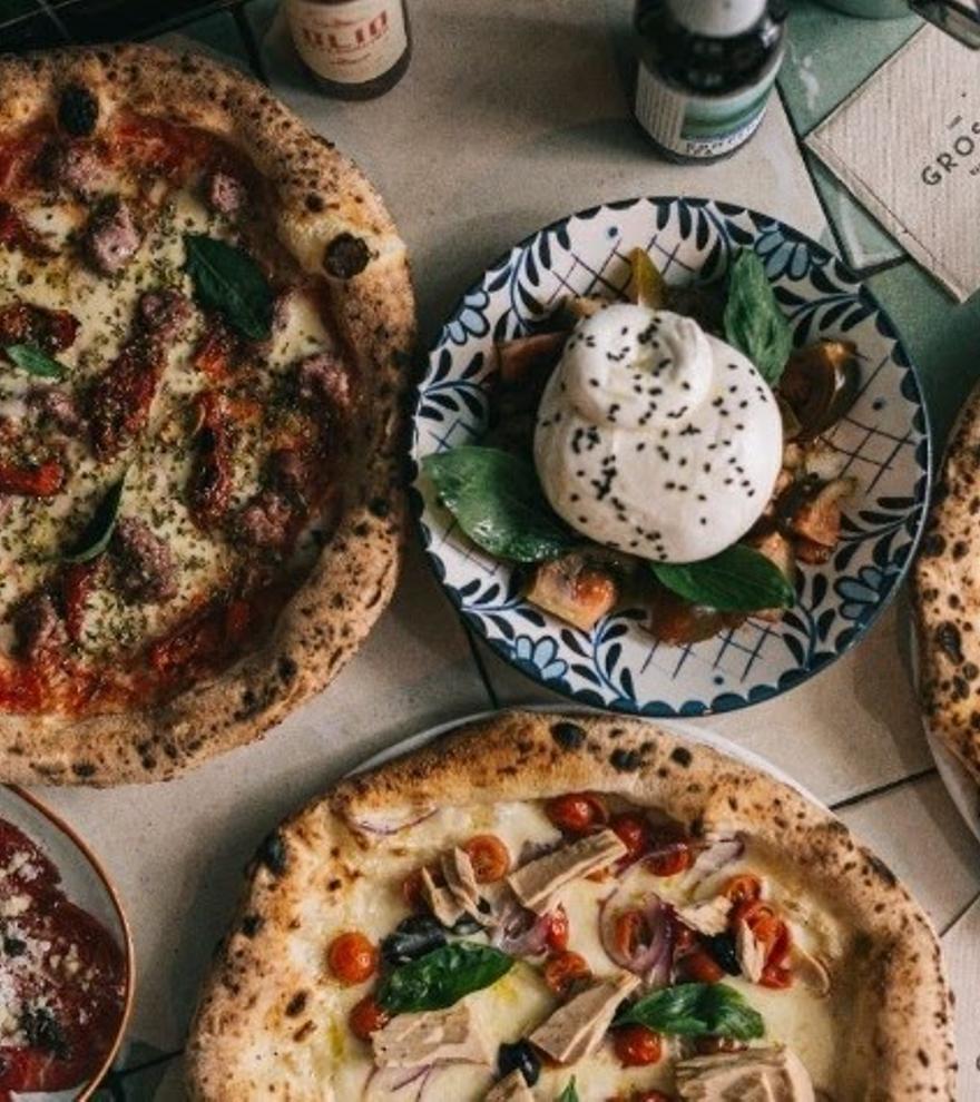 Grosso Napoletano, entre las mejores pizzerías artesanales del mundo