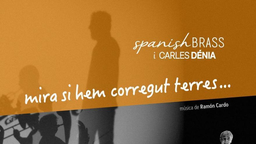 La música vuelve a 'Sagunt a Escena' con Carles Dénia y la Spanish Brass