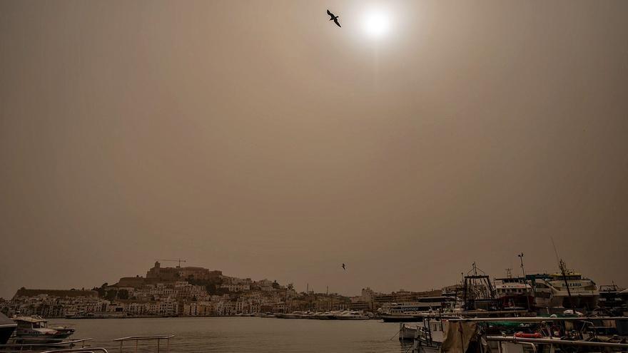 Cuando Ibiza se transforma en Marte