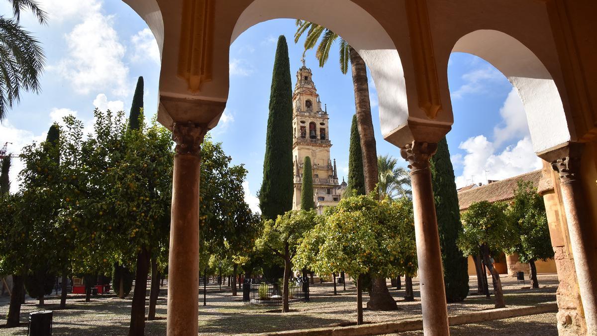 Patio de Los Naranjos de la Mezquita.